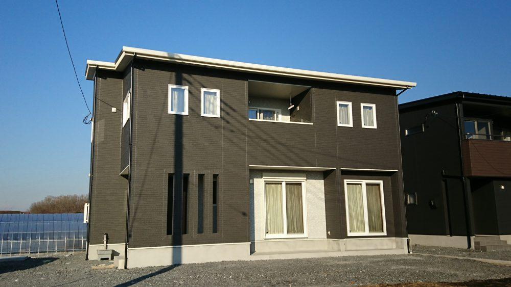 新築施工例  S様邸